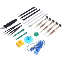 New 20 in 1 Screwdriver Spudger Repair Disassembly Tools Kit For IPhone 6/7/8/X Professional For IPhone Service Gadgets Kit